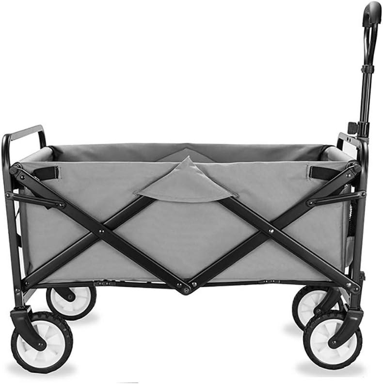 Foldable Rare Beach Wagon Cart Large Garden 2021 new Capacity Wheelbarrow Car
