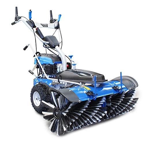 Hyundai Self Propelled Petrol Powerbrush Sweeper