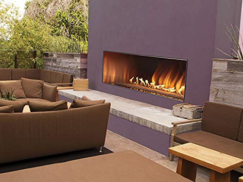 Check Out This 1L S 48 Linear Fireplace - Liquid Propane