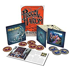 Still There'Ll Be More-an Anthology 1967/2017/Deluxe Box Set 5 CD + 3 DVD + Livre Relie 68 Pages