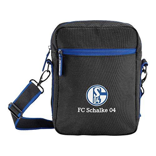 FC Schalke 04 Schultertasche grau