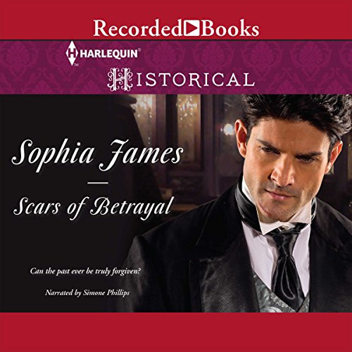 Scars of Betrayal                   By:                                                                                                                                 Sophia James                               Narrated by:                                                                                                                                 Simone Phillips                      Length: 7 hrs and 56 mins     3 ratings     Overall 4.3
