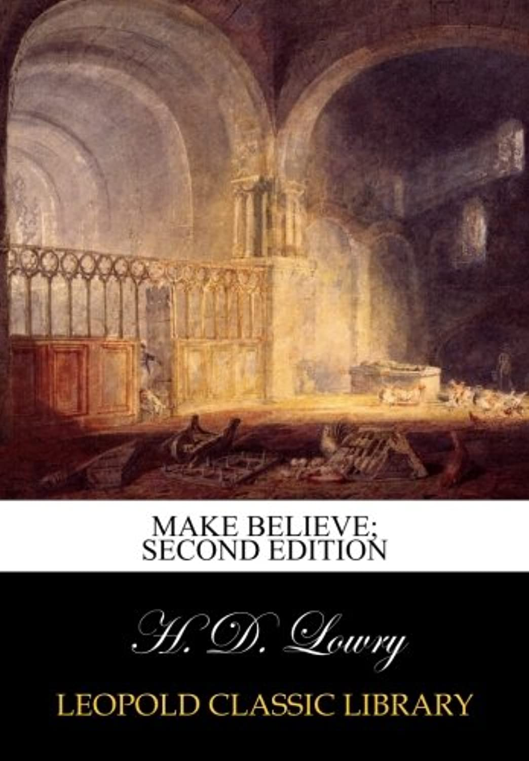 Make believe; second edition