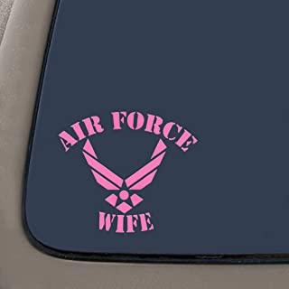 Best air force wife decal Reviews