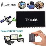 Mini GPS Tracker, TKMARS Localizzatore GPS in tempo reale Anti Loss...