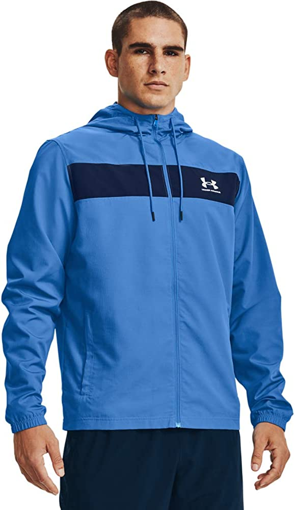Under Special price for a limited time Al sold out. Armour Men's Sportstyle Windbreaker