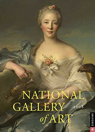 Price comparison product image National Gallery of Art 2018 Engagement Calendar