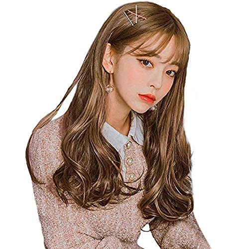 ZTBXQ Belleza Cuidado Personal Peluca Peluca Mujer Pelo Larg