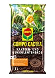 COMPO CACTEA Kakteen- und Sukkulentenerde mit 8 Wochen...