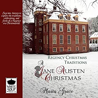 A Jane Austen Christmas: Regency Christmas Traditions Titelbild