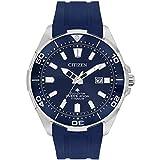 Citizen Eco-Drive BN0201-02M - Reloj de pulsera para hombre, correa de...