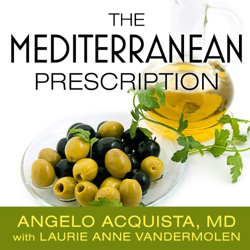 The Mediterranean Prescription audiobook cover art