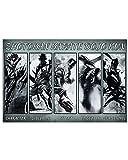Poster - Shotokan Karate Dojo Kun Horizontal Poster - Poster Wall Art Print Size 11x17 16x24 24x36 TAV47