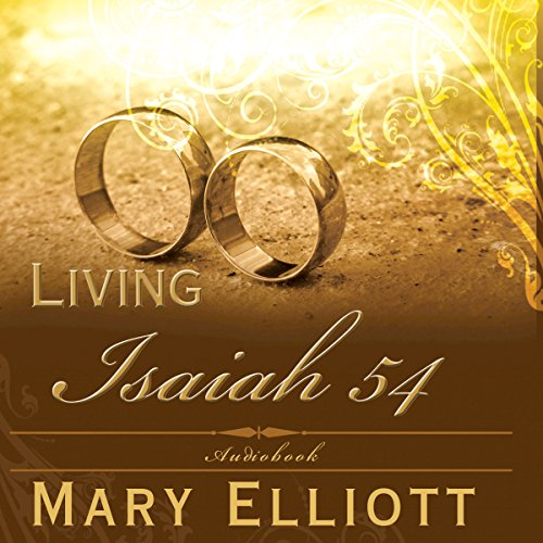Living Isaiah 54 audiobook cover art
