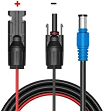 Upgraded- MC4 Solar to 8mm Adapter Cable 48