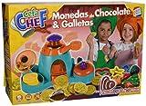 Cefa Chef - Monedas de Chocolate y Galletas, Juego de comiditas en Miniatura (Cefatoys 21790)
