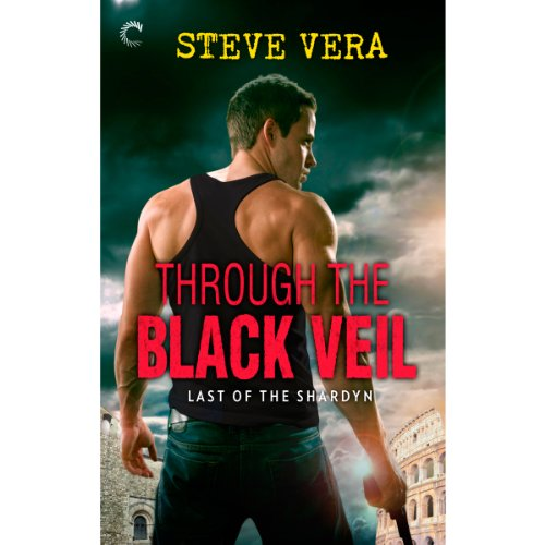 Through the Black Veil audiobook cover art