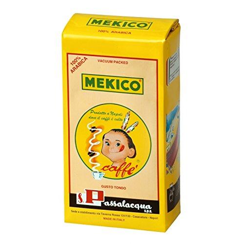 CAFE PASSALACQUA - MEKICO CAFFE' MACINATO - 6 CONFEZIONI X 250 GRAMMI