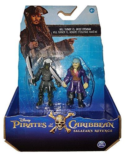 Piratas del Caribe: La Venganza de Salazar - Will Turner vs Ghost Crewman (Se distribuye desde el Reino Unido)