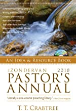 Zondervan 2010 Pastor's Annual: An Idea and Resource Book (Zondervan Pastor's Annual: An Idea and Source Book)