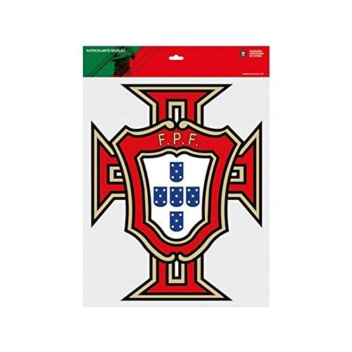 Portugal National Team Sticker FPF Official Emblem