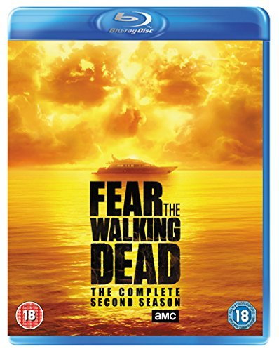 Fear The Walking Dead The Complete Second Season [Edizione: Regno Unito] [Reino Unido] [Blu-ray]