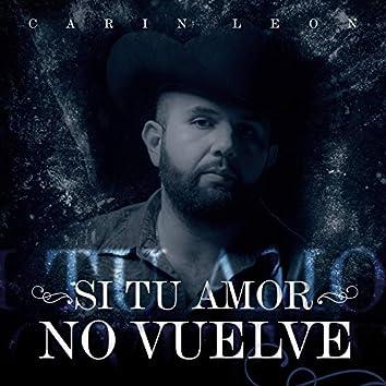 Si Tu Amor No Vuelve (Live)