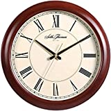 Seth Thomas New 2016 Easton Wall Clock