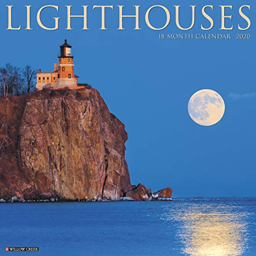 Lighthouses 2020 Wall Calendar