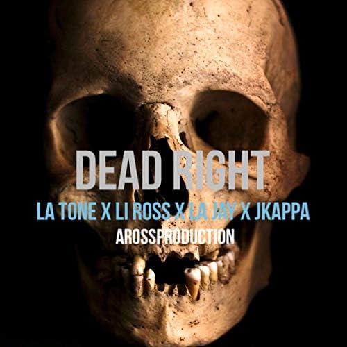 Li Ross feat. LA Tone & Jkappa