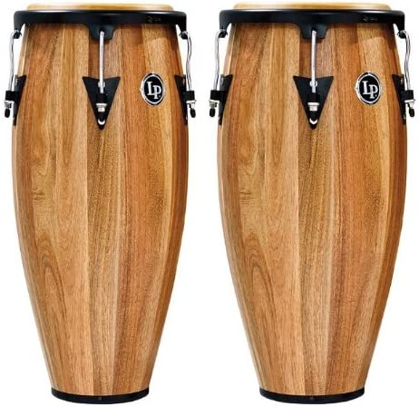 Latin Percussion LPA647-SW Aspire Wood Congas 11-Inch and 12-Inc New mail order Save money