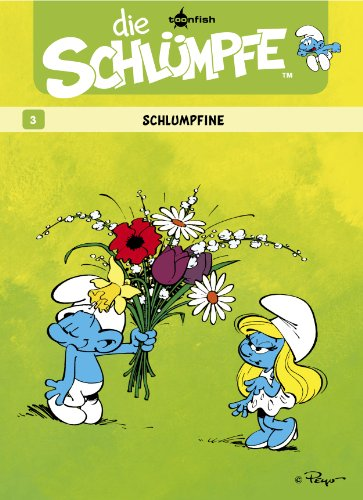 Die Schlümpfe 03. Schlumpfine (German Edition)