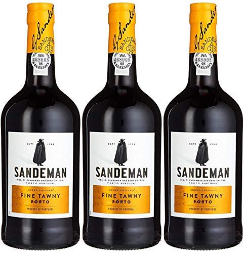 Sandeman Porto Tawny (3 x 0.75 l)