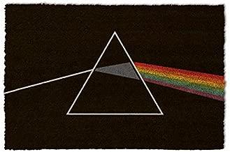 Pink Floyd Door Mat Floor Mat - Dark Side of The Moon (24 x 16 inches)