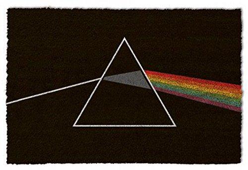 1art1 Pink Floyd - Dark Side of The Moon Felpudo Alfombra (60 x 40cm)