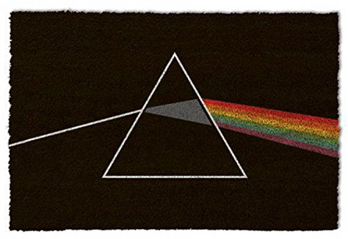 1art1 Pink Floyd - Dark Side of The Moon Felpudo Alfombra (60 x 40cm)