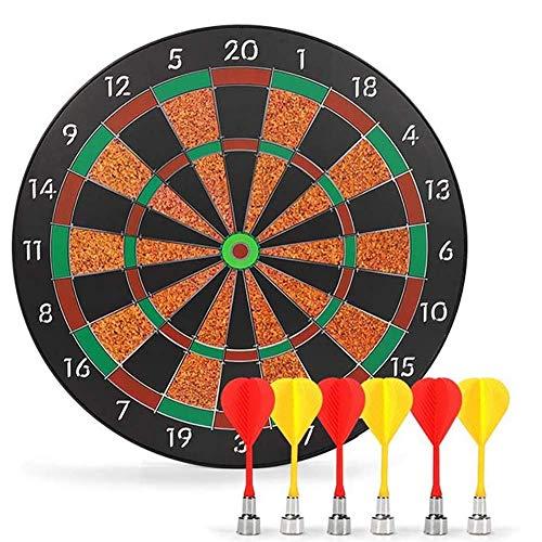Yajun Magnetische Dartscheibe Set Kinder Kunststoff Dart Ziel Safe Indoor Leisure Sport Spiele Büro Hanging Play