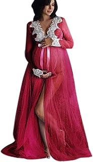 Vestido de Maternidad Largo