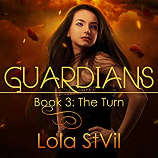 Guardians: The Turn     Guardians, Book 3              By:                                                                                                                                 Lola StVil                               Narrated by:                                                                                                                                 Adam Chase,                                                                                        Jennifer O'Donnell                      Length: 7 hrs and 38 mins     133 ratings     Overall 4.8