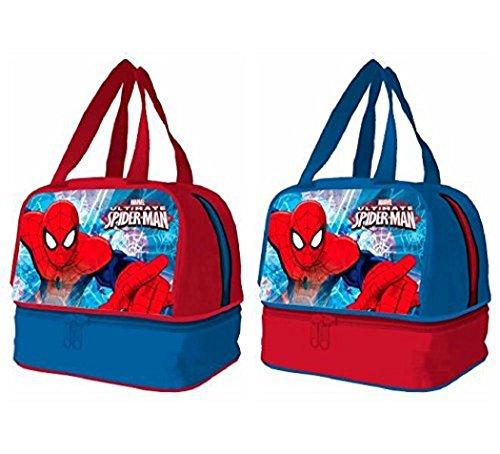 Spiderman PortAMERIENDAS, kunststof, meerkleurig, 16 x 6 x 11 cm