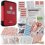 First aid kit 360 pcs, All-Purpose First aid Supplies - Medical...