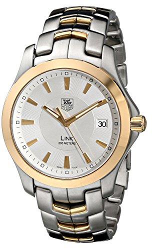 TAG Heuer Men's WJF1152.BB0579 Two-Tone Link Quartz Watch
