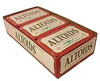 アルトペパーミント、1.76 オンス (12 カウント) Altoids Peppermint, 1.76 oz (12-count)