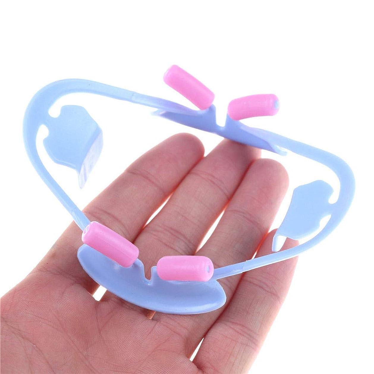 器官形成供給マウスオープナー リップリトラクター 歯科 開口器 3D 口腔ケア 矯正用 S/L (L-ブルー)