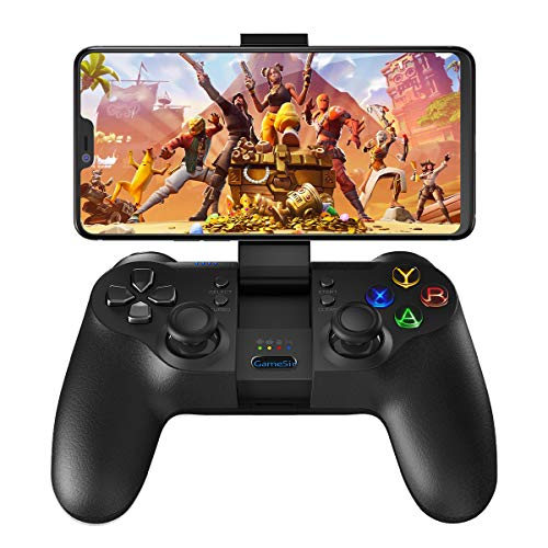 GameSir T1s Wireless Cloud Gaming Controller, Dual-Vibration Joystick Gamepad Computer Game Controller for PC Windows 7 8 10/ PS3 / Switch/Android TV Box/Laptop/Android Mobile Phones