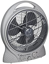 Gama Sonic Rechargeable 12-Inch Cooling Fan