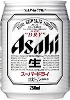 アサヒ スーパードライ (250ml×24本)×3ケース
