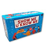 Show Me U Know Me: Hilarious Conversation Starter Icebreaker Party Card Game of Truth, Discovery, and Self-Reflection