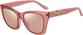 Jimmy Choo Sunglasses for Women, Pink