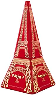 Maxim's Eiffel Tower Tin with Milk Chocolate Lace Crepes 70 g